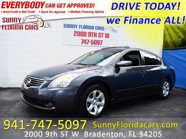 2009 *Nissan* *Altima* 2.5 - WE FINANCE ALL - EVERY ONE RIDES