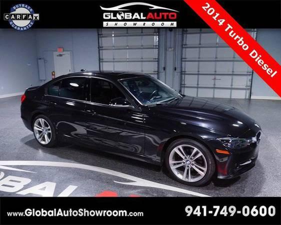 2014 *BMW* *3* *Series* 328d xDrive *Over 100 in Stock-Indoor Showroom