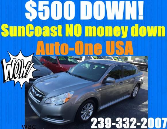 2010 SUBARU LEGACY*$500 DOWN!* BEAUTIFUL CAR!