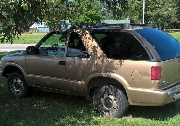 1999 Chevrolet Blazer $999.00