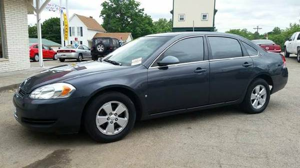 2008 Chevy Impala Runs and Drives Great Only 121k Miles