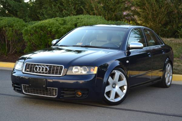 🚗🚗🚗2004 AUDI S4 SPORT*6 SPD MANUAL*FINANCING*
