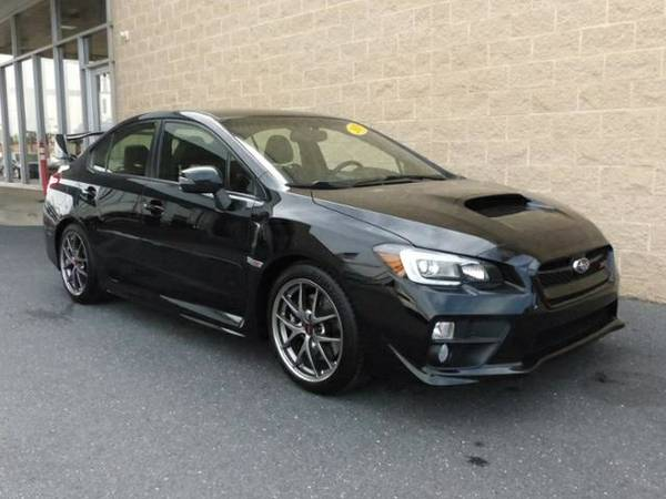 2015 Stock T800159 Subaru WRX STI 4dr Car Limited