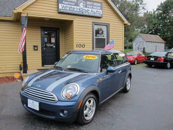 2010 MINI COOPER CLUBMAN ~ $0 DOWN ON ANY PAID TRADE IN!!