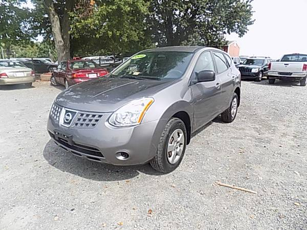 2009 Nissan Rogue S AWD,(FINANCIAMIENTO TAX ID PASSPORT OK NO LICENCIA