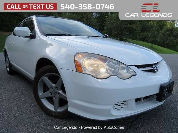 2003 Acura RSX HATCHBACK 2-DR Coupe RSX Acura