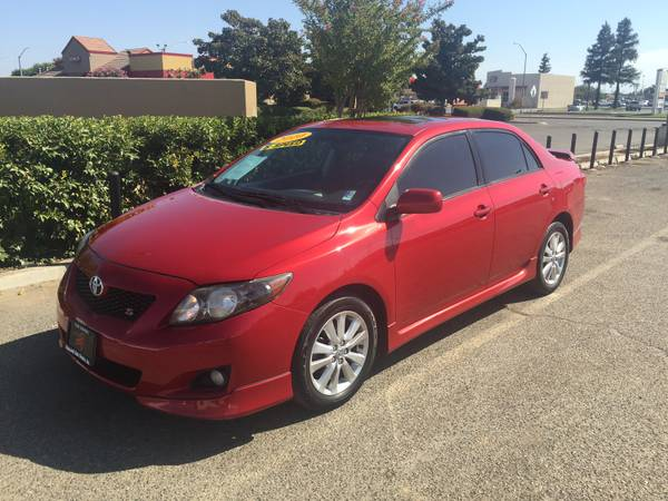 2010 Toyota Corolla S *Diamond Auto Dealers, Inc.*