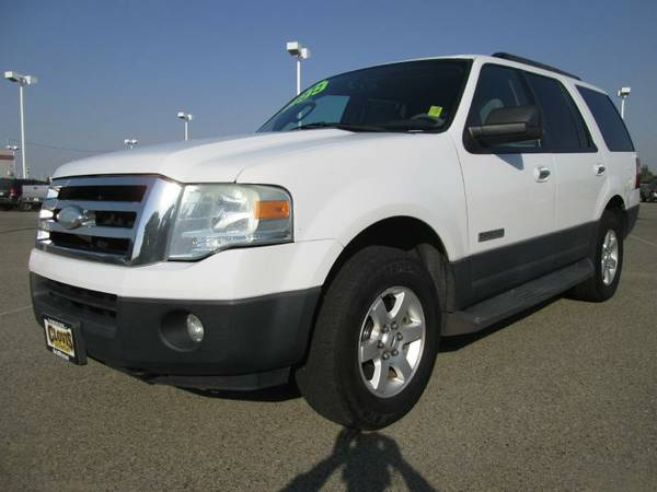 2007 FORD EXPEDITION 4WD * CLEAN CARFAX * THIS IS THEONE TO BUY * CALL