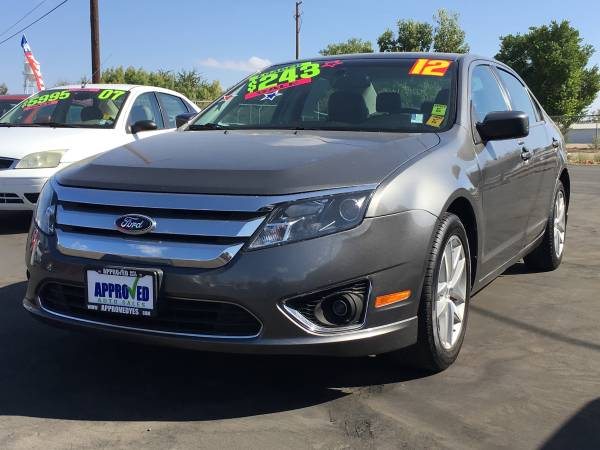 * 2012 Ford Fusion SEL * Loaded! Great Value!