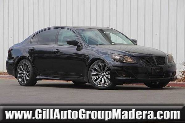 2014 Hyundai Genesis Sedan ( Gill Auto Group Madera : CALL )