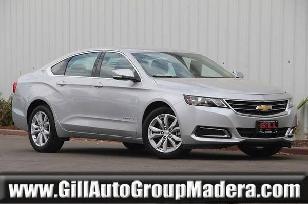 2016 Chevrolet Impala Sedan ( Gill Auto Group Madera : CALL )