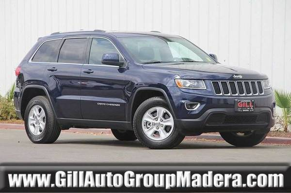 2014 Jeep Grand Cherokee SUV ( Gill Auto Group Madera : CALL )