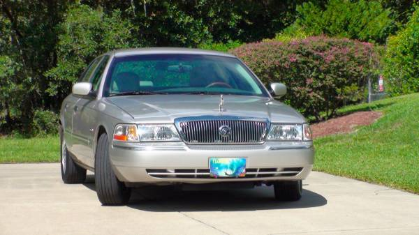 2004 MERCURY GRAND MARQUIS,78k SENIOR MILES, ICE COLD A/C
