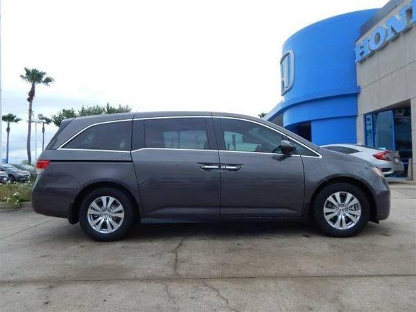 2016 *Honda Odyssey* EX-L - Smoky Topaz Metallic