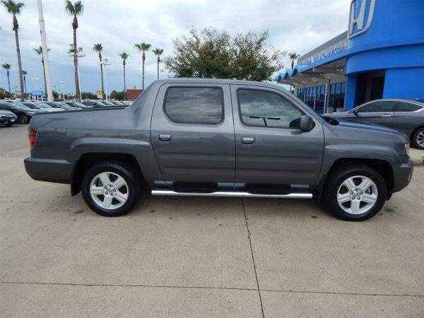 2012 *Honda Ridgeline* RTL - Polished Metal Metallic