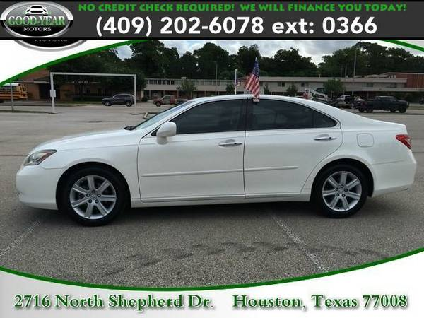2007 *Lexus ES 350* NO CREDIT CHECK REQUIRED!