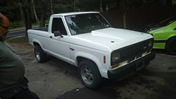 1986 ranger v8