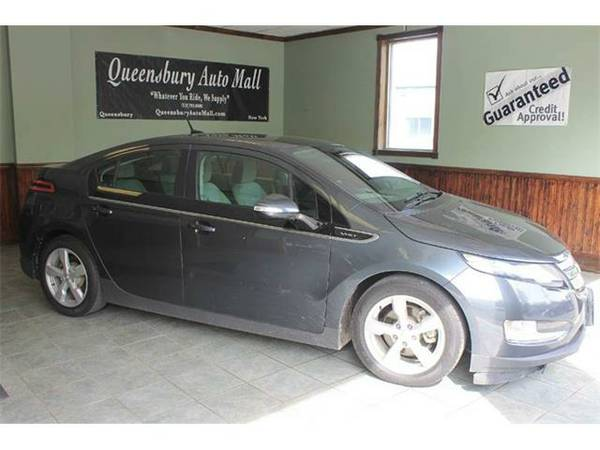 2013 *Chevrolet Volt* Base 4dr Hatchback - Cyber Gray Metallic
