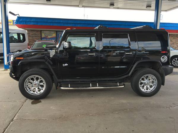 2004 Hummer H2 ( Loaded Leather )