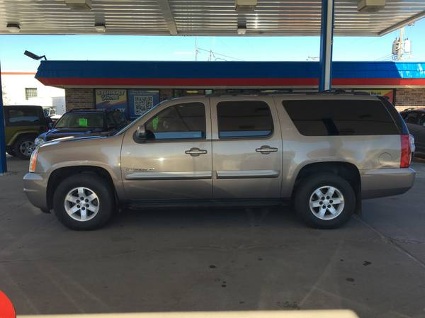 2007 Gmc Yukon XL SLT $306mo OAC