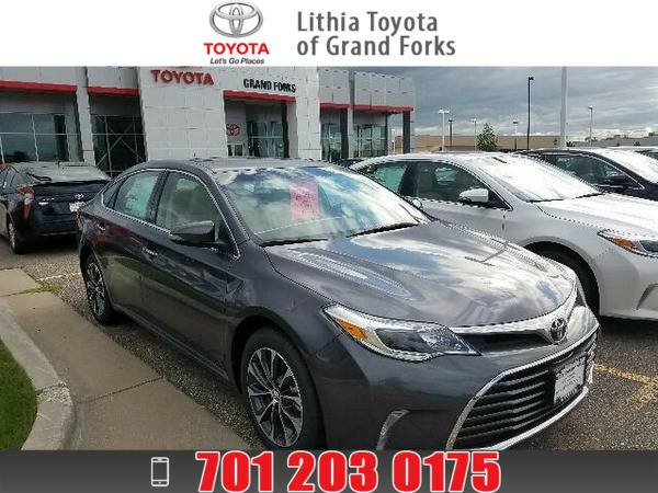 2016 TOYOTA AVALON XLE PLUS MAGNETIC GRAY METALLIC