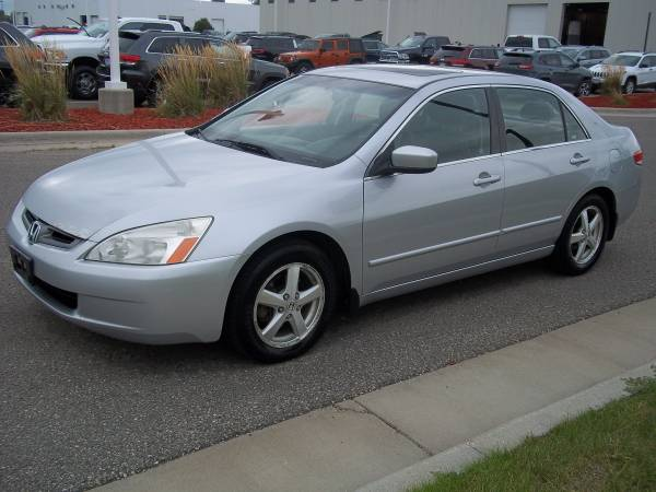 Honda 2003 Accord EX 4cyl (185K miles) leather, moonroof, heated seats