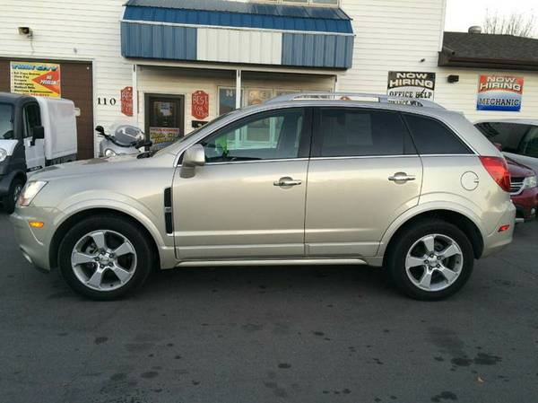 Nice 2013 Chevrolet Captiva-Leather, Sunroof/BackupCam/Low Miles!
