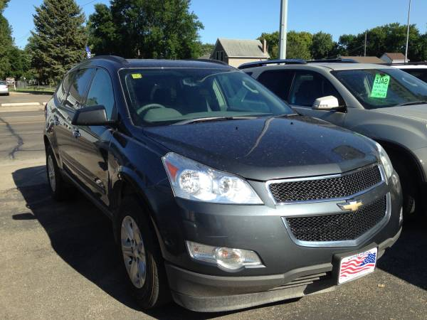 2009 Chevrolet Traverse Leather-3rd Row Seating