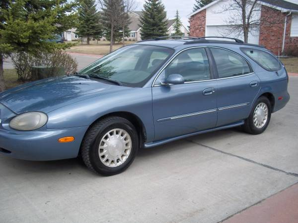 Mercury Sable wagon (158K) 3rd seat / remote start / rust-free / V6