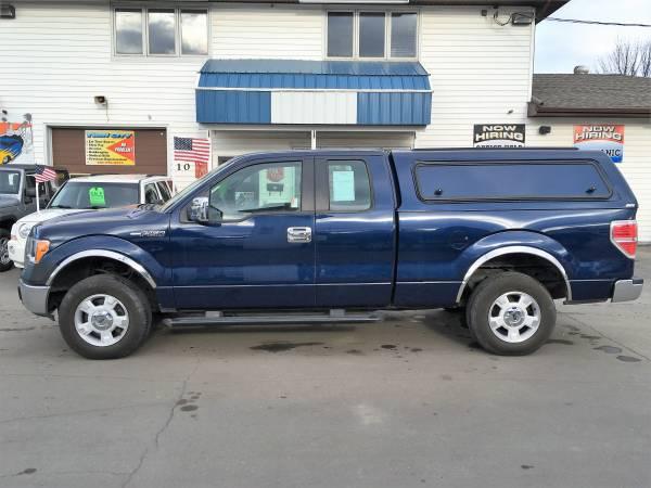 ★★★ 2011 Ford F150 4x4 4 Door ★★★