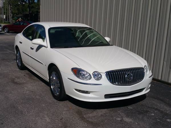 2009 BUICK LACROSSE ! ONE OWNER ! 3800 V6 ! REMOTE START ! LEATHER !!!