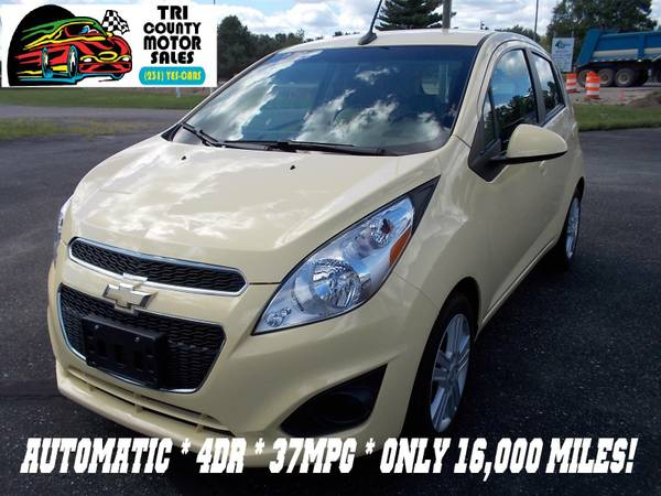 ***2013 Chevrolet Spark LS Automatic***