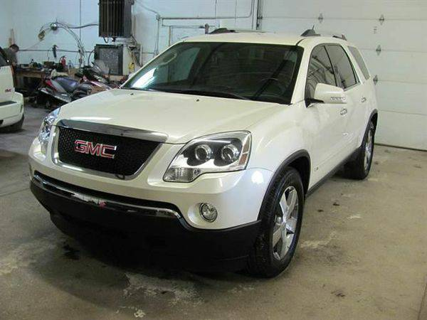 2010 *GMC* *Acadia* SLT-1 AWD 4dr SUV -EVERYONE IS APPROVED!!!