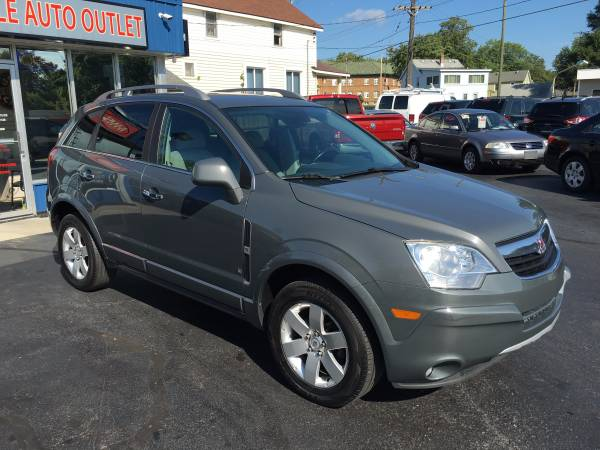 2009 SATURN VUE XE AWD---CLEAN CARFAX!!!-ICE COLD AIR!!!
