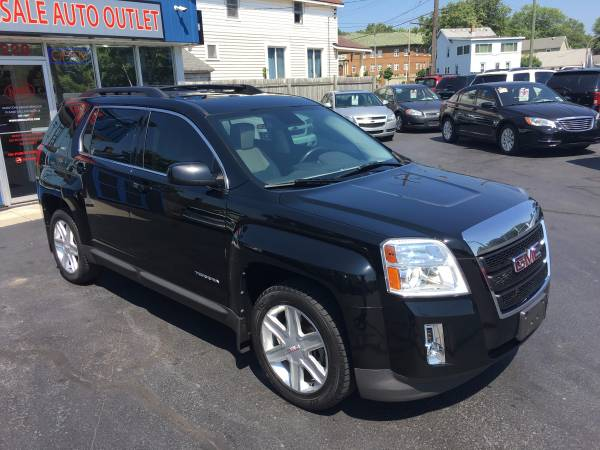 2012 GMC TERRAIN SLT1 AWD---CARFAX ONE OWNER!!!-IMMACULATE!!!