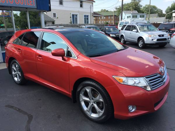 2010 TOYOTA VENZA AWD---CLEAN CARFAX!!!-NONE NICER!!!