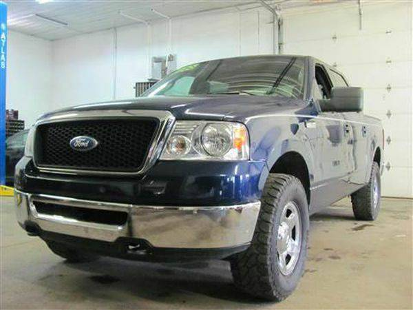 2008 *Ford* *F-150* *F 150* *F150* XLT Pickup 4D 5 1/2 ft -EVERYONE IS