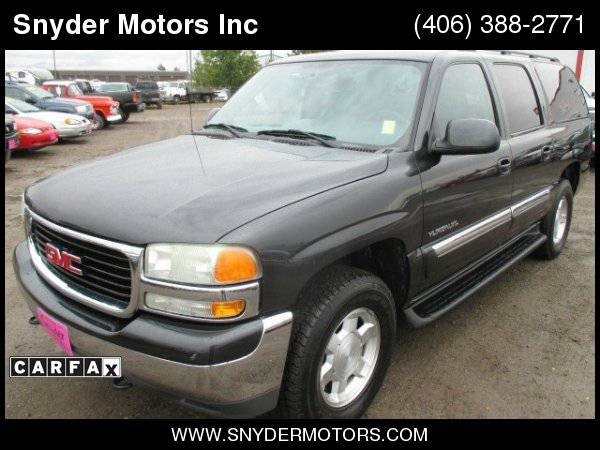 2004 GMC Yukon XL LT Exceptional Condition 1 OWNER Leather 3rd Row 132