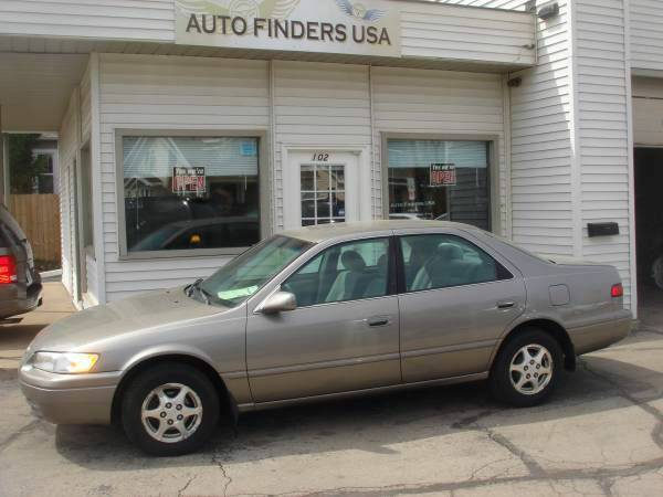 1999 *Toyota* *Camry* LE 138,480 ACTUAL MILES