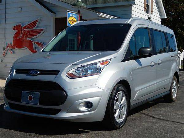 2016 *Ford* *Transit* *Connect* XLT LWB