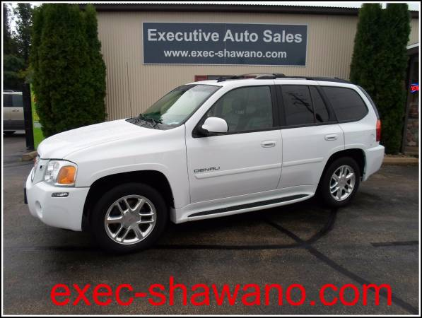 Executive Auto Sales Shawano GMC Envoy Inventory