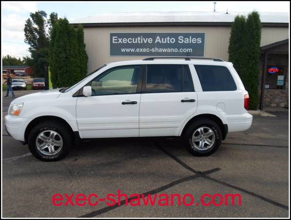2003 Honda Pilot 4WD EXL Auto w/Leather