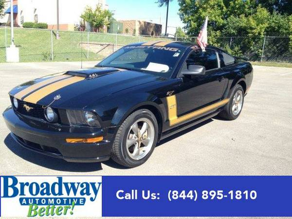 2006 *Ford Mustang* GT Premium Green Bay