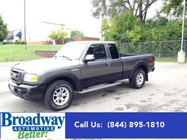 2008 *Ford Ranger* FX4 Off-Rd Green Bay