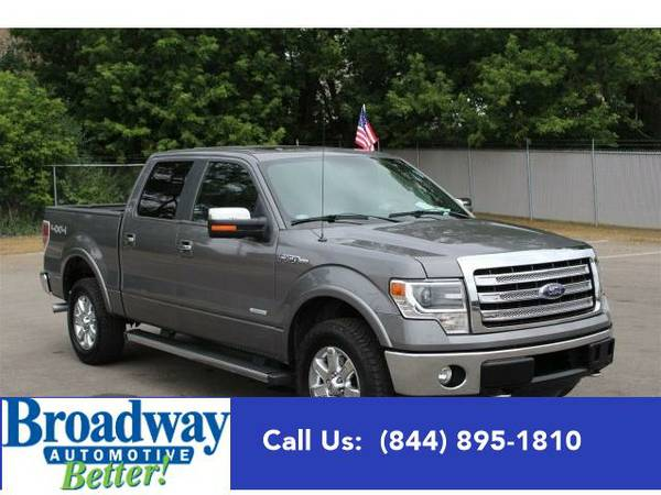 2013 *Ford F-150* Lariat Green Bay