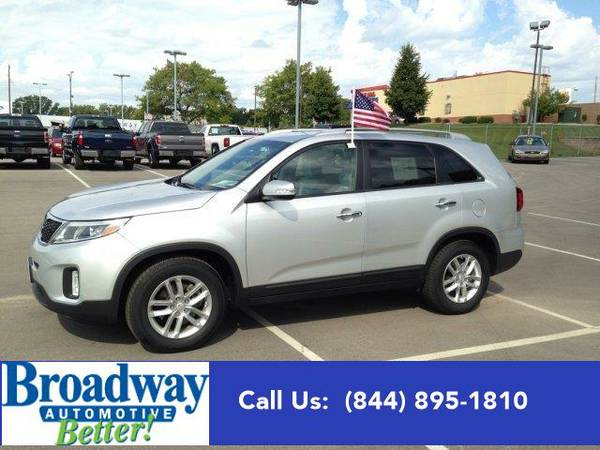 2015 *Kia Sorento* LX Green Bay