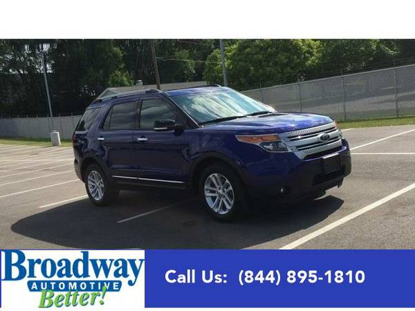 2014 *Ford Explorer* XLT Green Bay