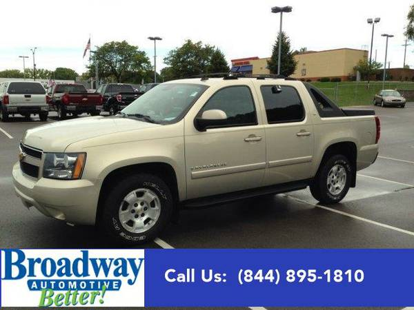 2007 *Chevrolet Avalanche* LT w/1LT Green Bay