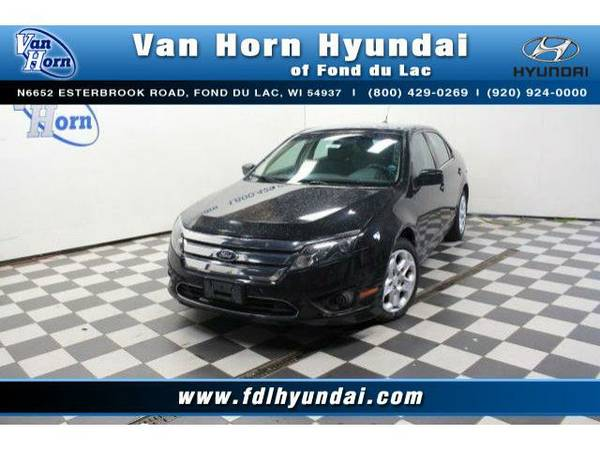 2011 *Ford Fusion* SE - Ford-Financing for Everyone