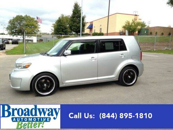 2008 *Scion xB* Green Bay